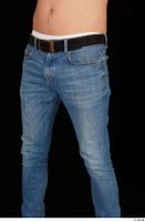 Stanley Johnson belt casual dressed jeans thigh 0002.jpg