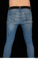 Stanley Johnson belt casual dressed jeans thigh 0005.jpg