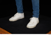 Stanley Johnson dressed foot jeans sneakers 0002.jpg