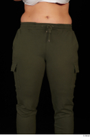 Sofia Lee casual dressed sweatpants thigh trousers 0001.jpg