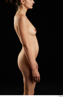 Tiny Tina  1 arm flexing nude side view 0001.jpg