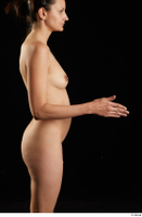 Tiny Tina  1 arm flexing nude side view 0003.jpg
