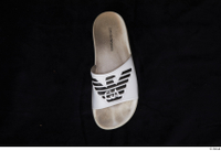 Clothes  255 clothing shoes white slippers 0001.jpg