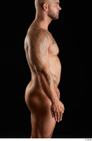 Grigory  1 arm flexing nude side view 0001.jpg
