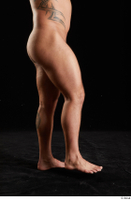 Grigory  1 flexing leg nude side view 0002.jpg