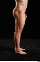 Grigory  1 calf flexing nude side view 0001.jpg