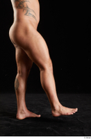 Grigory  1 flexing leg nude side view 0005.jpg