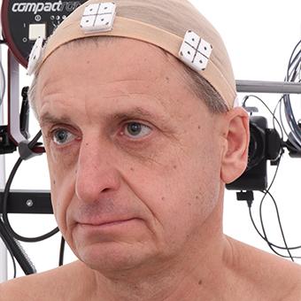 Retopologized 3D Head scan of Milan