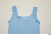 Clothes  258 blue tank top casual clothing 0005.jpg