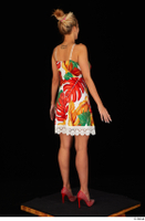 Emily Bright casual dress dressed standing whole body 0006.jpg