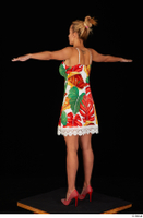Emily Bright casual dress dressed standing t poses whole body 0004.jpg