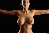 Emily Bright  3 arm flexing front view nude 0003.jpg
