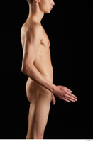Johnny Reed  1 arm flexing nude side view 0003.jpg