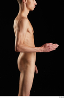 Johnny Reed  1 arm flexing nude side view 0004.jpg