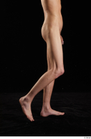 Johnny Reed  1 calf flexing nude side view 0002.jpg