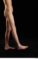 Johnny Reed  1 flexing leg nude side view 0006.jpg