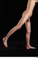 Johnny Reed  1 flexing leg nude side view 0008.jpg