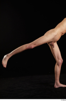 Johnny Reed  1 flexing leg nude side view 0009.jpg
