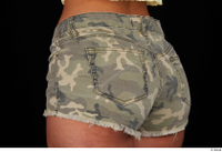 Jennifer Mendez camo shorts dressed hips sports 0004.jpg