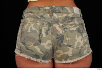 Jennifer Mendez camo shorts dressed hips sports 0005.jpg