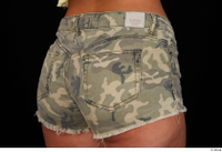 Jennifer Mendez camo shorts dressed hips sports 0006.jpg