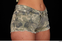 Jennifer Mendez camo shorts dressed hips sports 0008.jpg