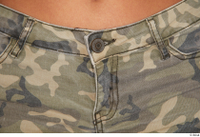 Jennifer Mendez camo shorts dressed hips sports 0010.jpg