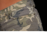 Jennifer Mendez camo shorts dressed hips sports 0011.jpg