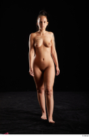 Jennifer Mendez  1 front view nude walking whole body 0004.jpg