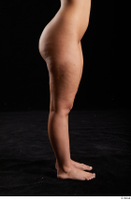Jennifer Mendez  1 flexing leg nude side view 0001.jpg
