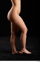Jennifer Mendez  1 flexing leg nude side view 0002.jpg