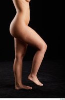 Jennifer Mendez  1 flexing leg nude side view 0003.jpg