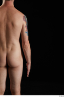 Trent  1 arm back view flexing nude 0001.jpg