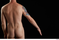 Trent  1 arm back view flexing nude 0002.jpg