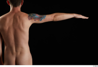 Trent  1 arm back view flexing nude 0003.jpg