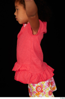 Elissa casual dressed pink t shirt upper body 0003.jpg