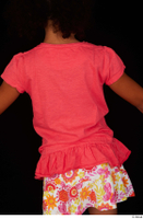 Elissa casual dressed pink t shirt upper body 0005.jpg