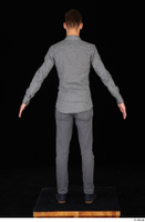 Alessandro Katz black shoes business dressed grey shirt grey trousers standing whole body 0005.jpg