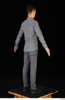 Alessandro Katz black shoes business dressed grey shirt grey trousers standing whole body 0006.jpg