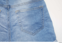 Clothes  264 blue jeans shorts 0007.jpg