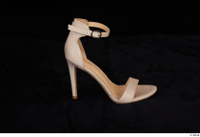 Clothes  264 beige high heels shoes 0004.jpg