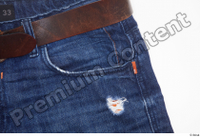 Clothes   265 casual clothing jeans shorts 0005.jpg