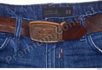Clothes   265 casual clothing jeans shorts 0006.jpg