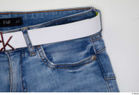 Clothes   266 belt blue jeans causal clothing 0004.jpg