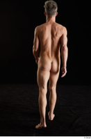 Lutro  1 back view nude walking whole body 0002.jpg