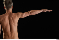 Lutro  1 arm back view flexing nude 0003.jpg