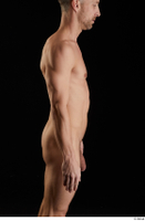 Lutro  1 arm flexing nude side view 0001.jpg