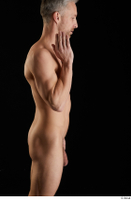 Lutro  1 arm flexing nude side view 0005.jpg
