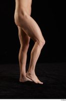 Lutro  1 flexing leg nude side view 0002.jpg
