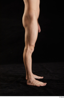 Lutro  1 flexing leg nude side view 0006.jpg